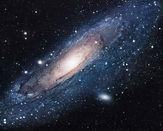HD Kalitesinde Andromeda