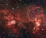 NGC 3603 ve 3576