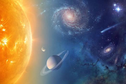 Güneş Sistemi ve Ötesinde Su Arayışı